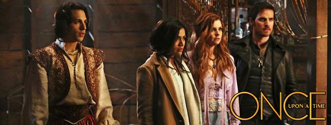 ouat a wondrous place slide  - Once Upon a Time - A Wondrous Place (Season 6/ Episode 15 Review)
