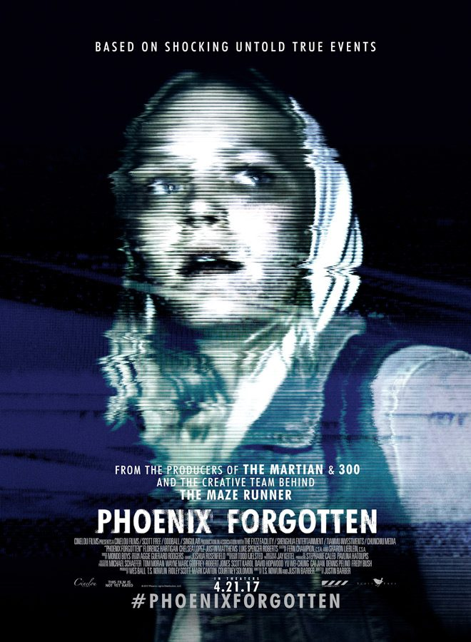 phoenix movie poster - Phoenix Forgotten (Movie Review)