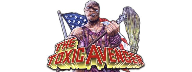toxic big slide - This Week In Horror Movie History - The Toxic Avenger (1986)