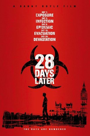 28 Days Later Movie Poster - Interview - Josh McDermitt