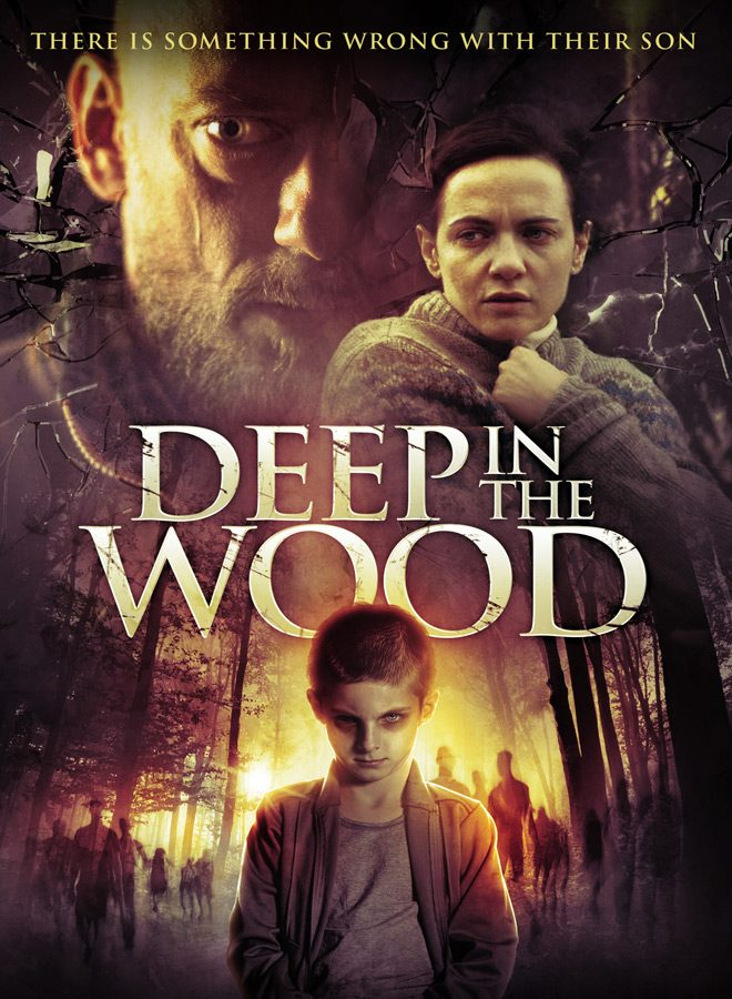 DEEP IN THE WOOD KEY poster - Deep in the Wood (Movie Review)