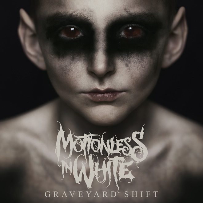 MIW Graveyard Shift LORES - Motionless in White - Graveyard Shift (Album Review)