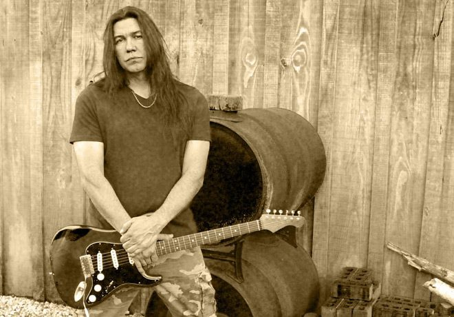 Mark Slaughter - Mark Slaughter - Halfway There (Album Review)