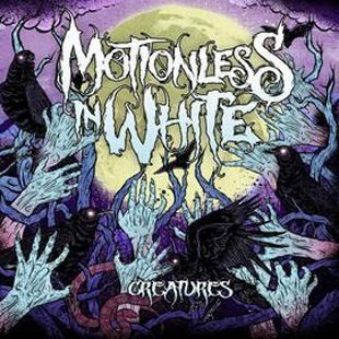 Motionless in white creatures - Interview - Chris Motionless of Motionless In White