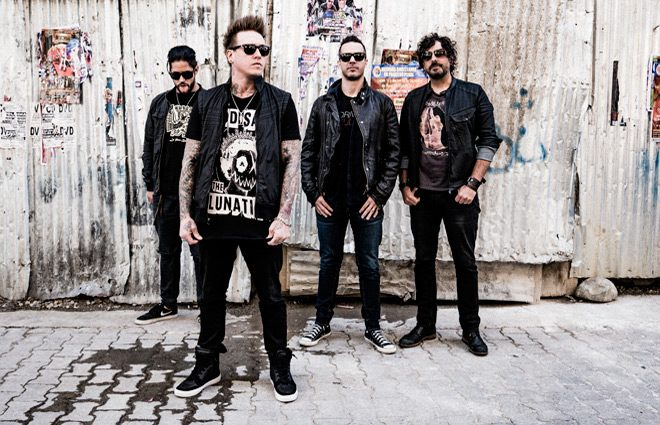 Papa Roach PRESS PHOTO credit Bryson Roatch - Papa Roach - Crooked Teeth (Album Review)