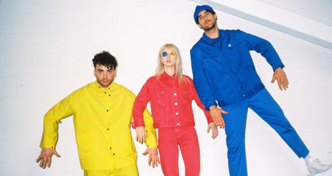 Paramore 2017 Band Promo Photo - Paramore - After Laughter (Album Review)