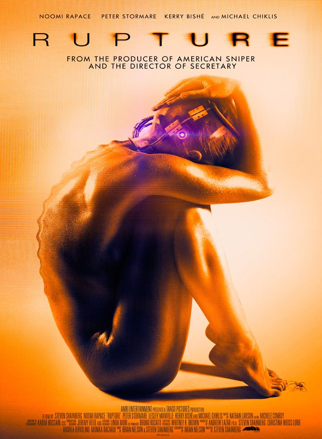 RUPTURE keyart - Rupture (Movie Review)