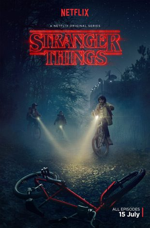 Stranger Things Poster small - Interview - Nancy Wilson of Heart & Roadcase Royale