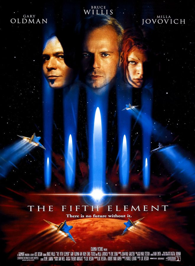 The Fifth Element 1997 1 - The Fifth Element - 20 Years After The Multi-Pass