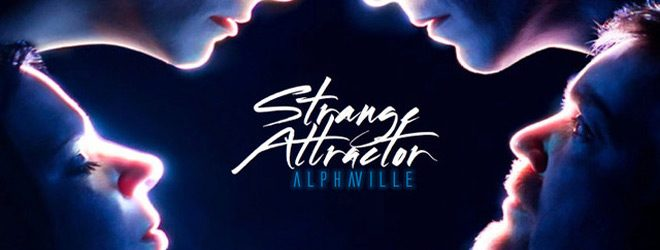 alpha slide - Alphaville - Strange Attractor (Album Review)