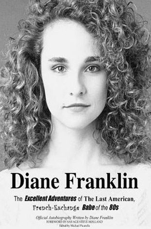 book diane 1 - Interview - Diane Franklin