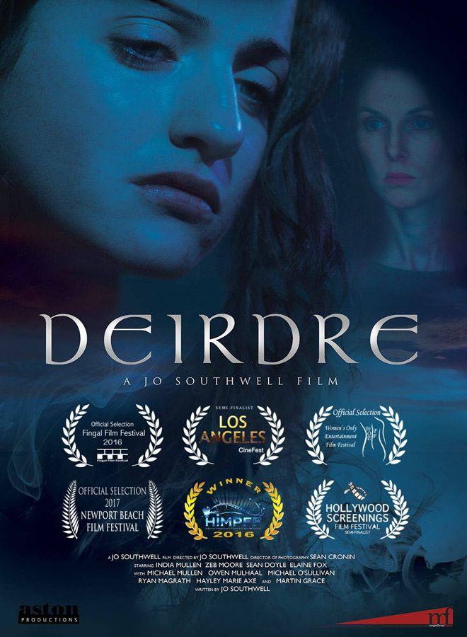 deirdre poster - Deirdre (Movie Review)
