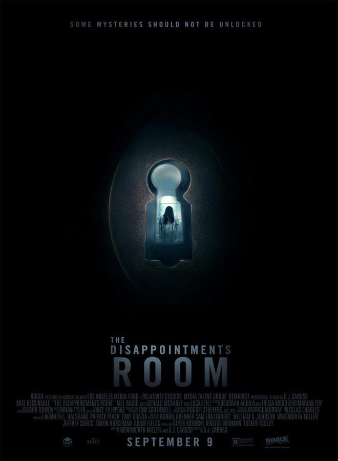 dissapointment room poster - The Disappointments Room (Movie Review)