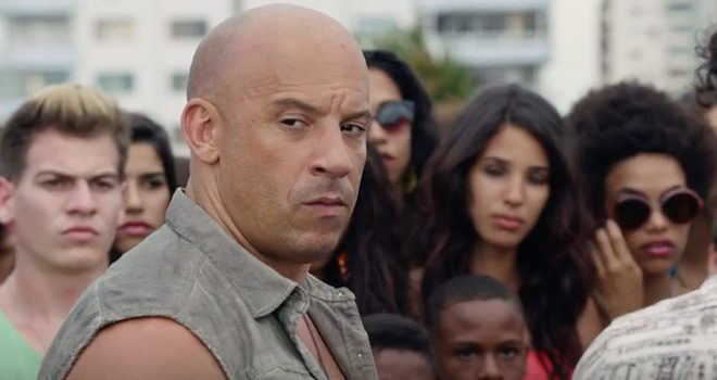 fate 1 - The Fate of the Furious (Movie Review)