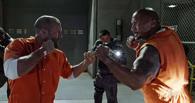 fate 2 - The Fate of the Furious (Movie Review)