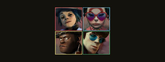gorillaz slide - Gorillaz - Humanz (Album Review)