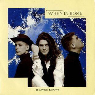 heaven knows - Interview - Clive Farrington Original Member of When in Rome UK