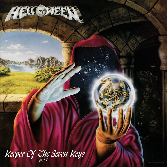 helloween 1987 album - Helloween's Keeper of the Seven Keys Part I Turns 30
