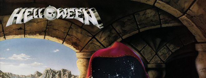 helloween 1987 slide - Helloween's Keeper of the Seven Keys Part I Turns 30