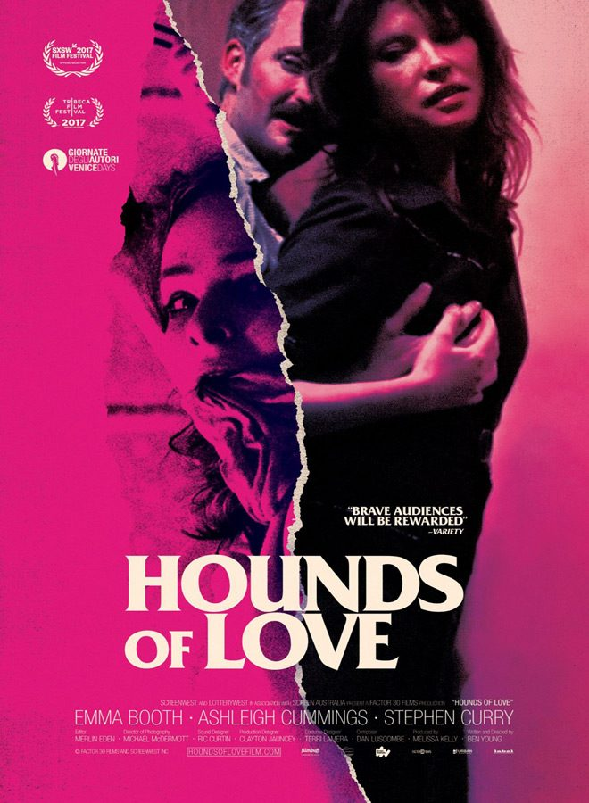 hounds of love poster - Hounds of Love (Movie Review)