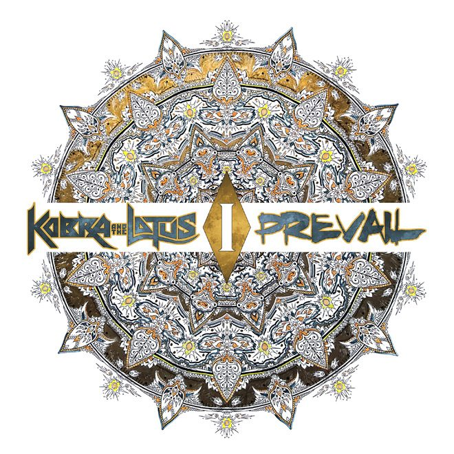 kobra album - Kobra and the Lotus - Prevail I (Album Review)