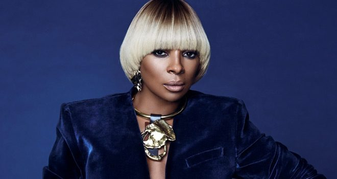 mary promo - Mary J. Blige - Strength of a Woman (Album Review)