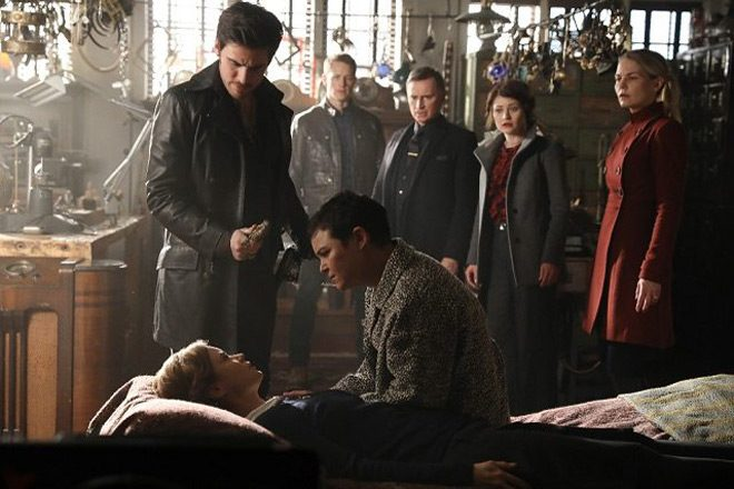 once upon time season6 episode19 2 - Once Upon a Time - The Black Fairy (Season 6/ Episode 19 Review)
