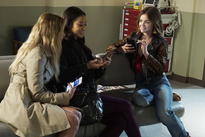 pretty 9th 3 - Pretty Little Liars - Hold Your Piece (Season 7/ Episode 13 Review)