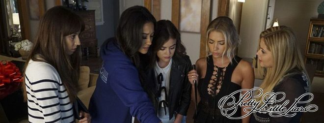 pretty boots slide - Pretty Little Liars - These Boots Were Made for Stalking (Season 7/ Episode 12 Review)
