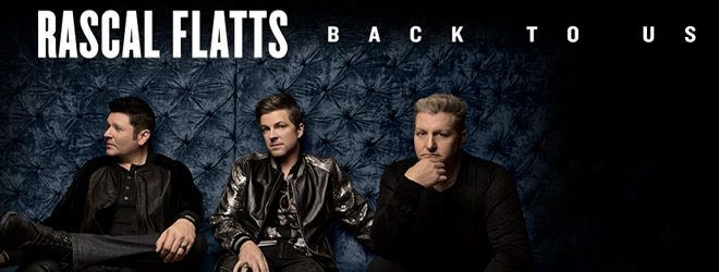 rascal slide - Rascal Flatts - Back To Us (Album Review)