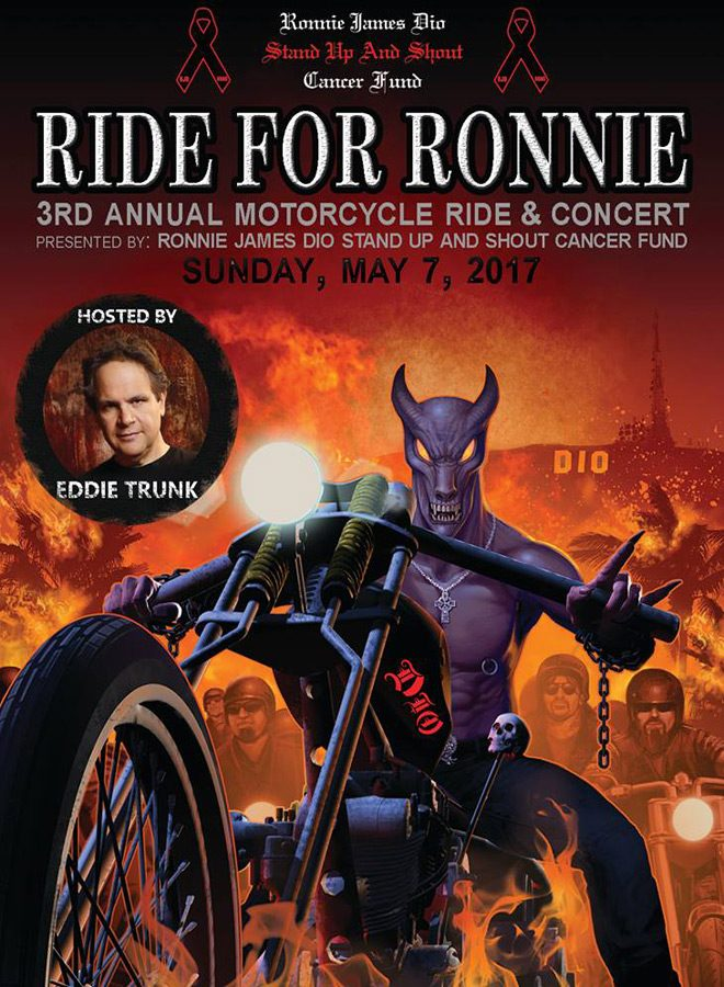 ride for ronnie 2 - Interview - Wendy Dio