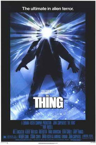 the thing movie poster 1982 1010195945 - Interview - Jimmy Urine of Mindless Self Indulgence