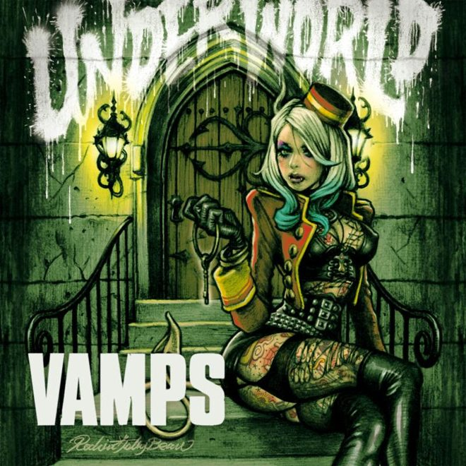 vamps album cover - Interview - VAMPS