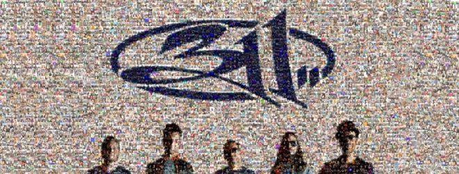311 slide - 311 - Mosaic (Album Review)
