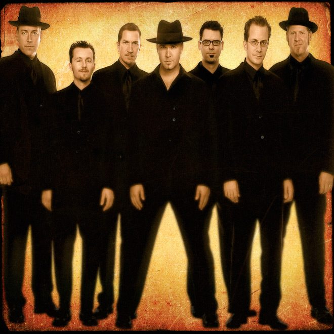 BBVD Photo 4 Promo - Big Bad Voodoo Daddy - Louie, Louie, Louie (Album Review)