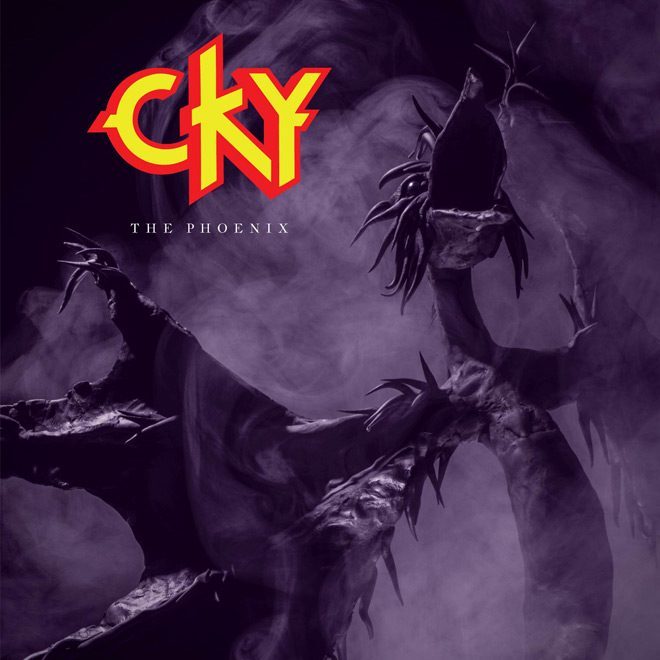 CKY COVER ART - CKY - The Phoenix (Album Review)