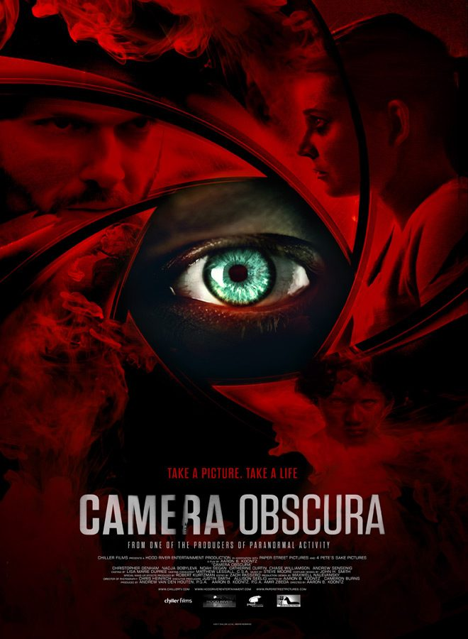 Camera Obscura Poster poster - Camera Obscura (Movie Review)
