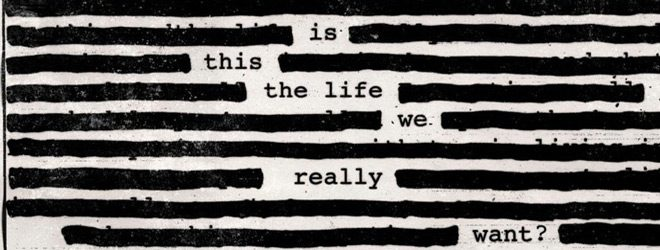 Is This The Life We Really Want Cover slide - Roger Waters - Is This The Life We Really Want? (Album Review)