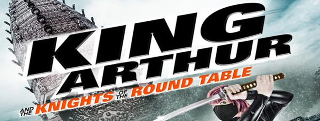 KINGARTHUR slide - King Arthur and the Knights of the Round Table (Movie Review)