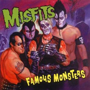 Misfits   Famous Monsters cover 1 - Interview - Doyle Wolfgang von Frankenstein