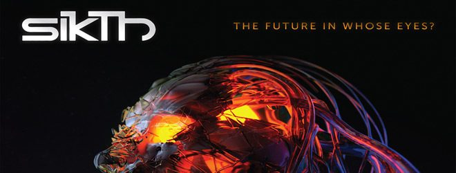 The Future slide - SikTh - The Future In Whose Eyes? (Album Review)