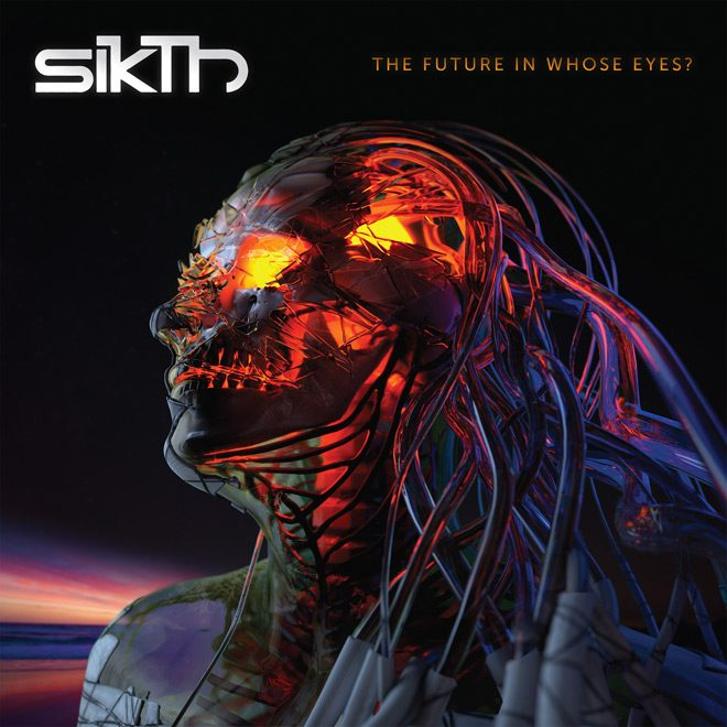 The Future cover - SikTh - The Future In Whose Eyes? (Album Review)
