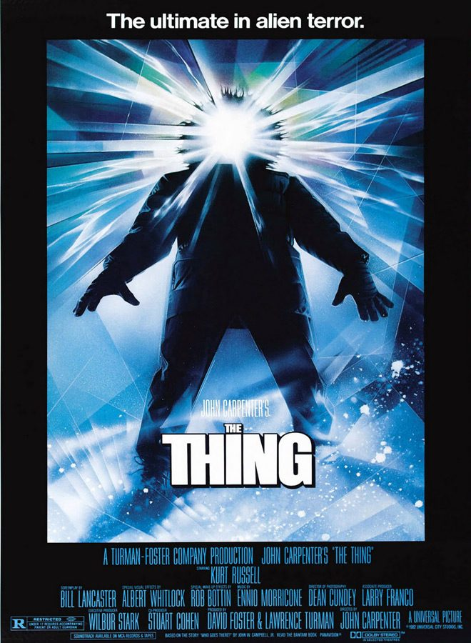 Thing 5 - The Thing - 35 Years Of A Horror Classic