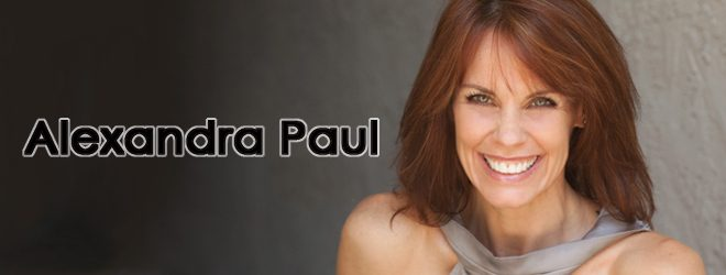 alexandra slide interview - Interview - Alexandra Paul