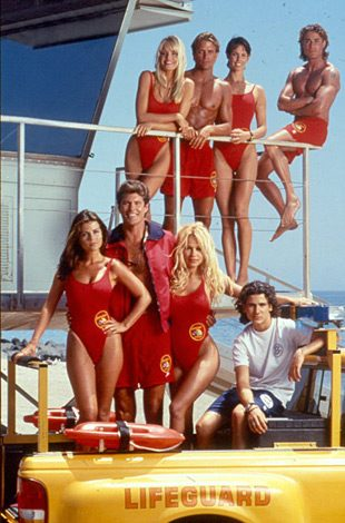baywatch promo - Interview - Alexandra Paul