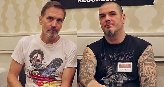 bill phil promo 3 - Interview - Bill Moseley & Phil Anselmo