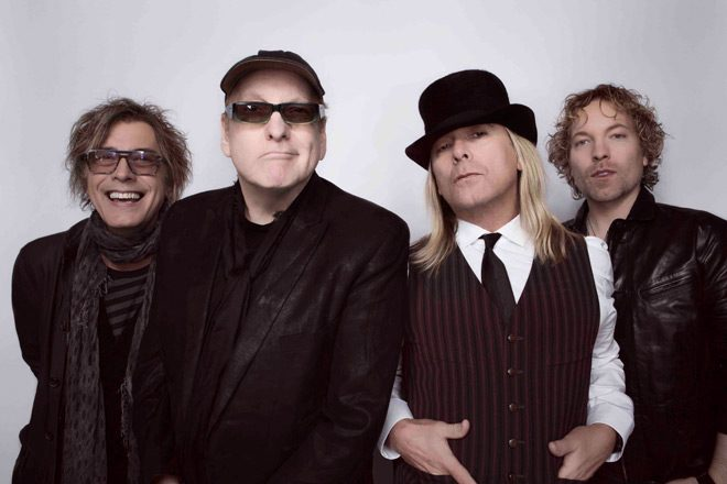 cheap trick promo - Cheap Trick - Christmas Christmas (Album Review)