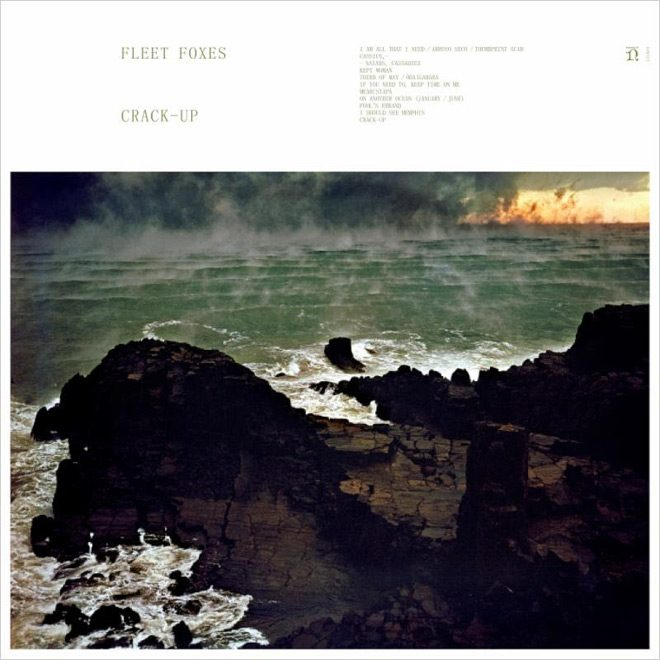 fleet foxes album cover - Fleet Foxes - Crack-Up (Album Review)