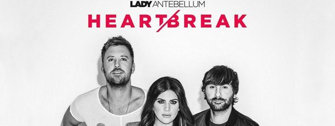 lady promo slide - Lady Antebellum - Heart Break (Album Review)