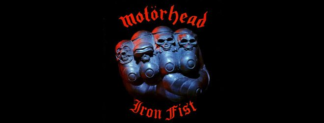 motorhead iron first slide - Motörhead Raising An Iron Fist 35 Years Later